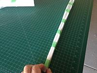 Name: 024.jpg Views: 35 Size: 69.6 KB Description: Over roll and tape, leave for a while