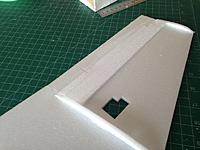 Name: 042.jpg Views: 27 Size: 81.2 KB Description: Add aileron doubler, trim and sand