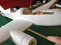 Name: IMG_20171010_161519.jpg Views: 9 Size: 69.9 KB Description: Cooling holes drilled through the front of the wing