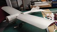 Name: IMG_20181130_181424.jpg Views: 6 Size: 72.3 KB Description: Back part of fuselage glued in place