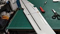 Name: IMG_20191203_102729.jpg Views: 8 Size: 114.3 KB Description: new spar glued in and fiberglass tape over