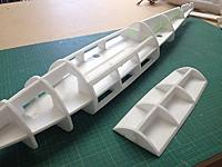 Name: ME1 009.jpg Views: 162 Size: 88.2 KB Description: hatch and fuselage ready to cover