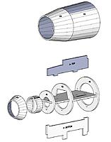 Name: Image 428.jpg Views: 132 Size: 83.2 KB Description: Exploded view of front section