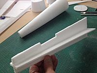 Name: 001.jpg Views: 99 Size: 80.3 KB Description: Decided to put the fuselage formers in the back section only