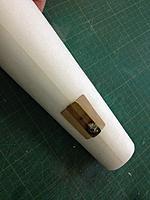 Name: MZ 007.jpg Views: 117 Size: 78.7 KB Description: Tube for steerable tail wheel