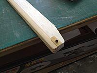 Name: 031.jpg Views: 24 Size: 76.1 KB Description: I put a 3 mm bolt through all the blades