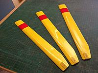 Name: 046.jpg Views: 26 Size: 103.2 KB Description: I used coloured packaging tape to cover the blades
