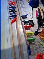 Name: prontoBuild3001.jpg Views: 137 Size: 101.6 KB Description: Doubled up spars glued