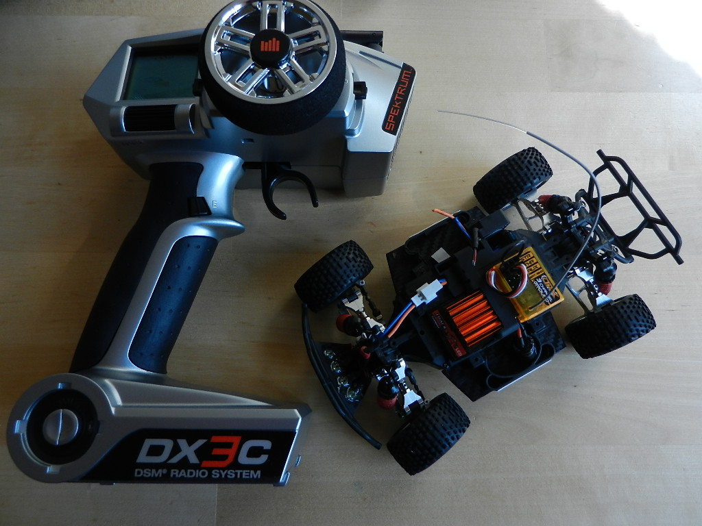 Losi 1 24 Sct Rally Truggy Ultimate Tuning Guide Rc Groups