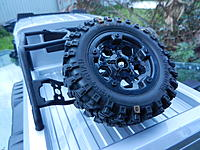 Name: DSCN5351.JPG Views: 191 Size: 1.11 MB Description: The spare wheel is actually a useable ready to go spare.