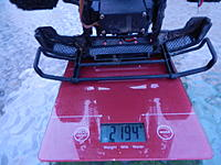 Name: DSCN5410.JPG Views: 223 Size: 240.5 KB Description: The before weight with no battery, body or metal upgrades (yet)