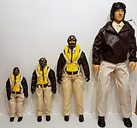Name: Warbird Pilots Figures 10in, 12in, 15in, 22in.jpg