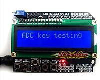 Name: 1-24.jpg Views: 98 Size: 59.5 KB Description: Keypad Shield 1602 LCD Module