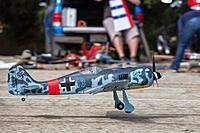 Name: IMG_8845.jpg Views: 218 Size: 166.4 KB Description: Fw190 - Blue 13, Major Walter Dahl, JG300, Fall 1944. Dynam 1270mm FW190.