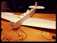 Name: Photo Mar 13, 9 04 10 PM.jpg Views: 140 Size: 879.9 KB Description: Spitfire - under construction