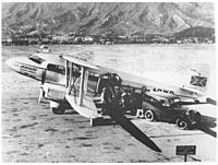 Name: dh-86-06.jpg Views: 47 Size: 502.3 KB Description: The door is narrower than on the plan, and don't forget the air0-driven generator, upper wing, port side