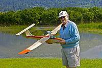 Name: IMG_5775.jpg Views: 24 Size: 1.06 MB Description: 166. Ivan with his Seagull, built in 1994 and still flying.