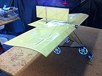 Name: 167. Maxed Out Richard.jpg Views: 19 Size: 631.5 KB Description: 167. A Richard Pearce by Maxedout, first flight in November 2015. Note the spoilers instead of ailerons.
