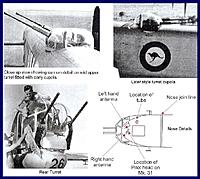 Name: RRR72159 Lincoln 1B.jpg Views: 21 Size: 314.1 KB Description: Excellent source material from the web. The tail gunner's turret will have to wait, although I did get a moulding for it from Sarik Hobbies when I got the cockpit canopy