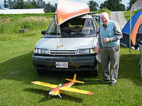 """Name: 2010_06040482.jpg Views: 385 Size: 60.6 KB Description: The master and his 58"""" Shoestring at Chilliwack 2010."""