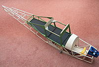 Name: 2011_08110001.jpg Views: 92 Size: 141.6 KB Description: The fuselage just needs the side stringers and the front cowl and sheeting now.
