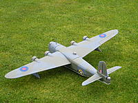 """Name: 53.jpg Views: 245 Size: 179.3 KB Description: This is """"Clio"""" as she was in RAF colours. There's a build log on the scale electic planes section."""