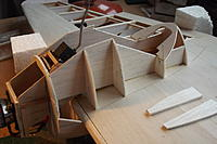 Name: 2013_02020011.jpg Views: 61 Size: 183.8 KB Description: Here's the port nacelle, nearly ready for planking