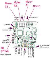tricopter esc wiring wiring diagrams clicksnaze 32 on tricopter rc groups drone esc wiring tricopter esc wiring