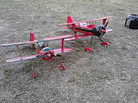 Name: IMG00059.jpg Views: 58 Size: 208.8 KB Description: my new and old micro pitts, now mine is bigger
