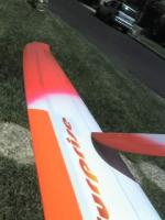 Name: painted tips.jpg Views: 234 Size: 27.8 KB Description: This was so easy! I think I'l now remove the orange decal on the leading edge and hit it with a coat of high contrast pink.