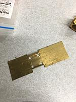 Name: 3DDC5CCF-7702-4653-BFE2-491F7EDD7640.jpg Views: 2 Size: 2.91 MB Description: Shaping part of the back plate mount.