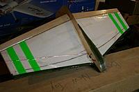 Name: IMG_1915.jpg Views: 914 Size: 118.6 KB Description: plastic skid (dark green) taped to underside..