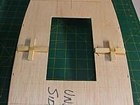 Name: Hellen-Deck Join Braces.JPG Views: 38 Size: 90.3 KB Description: To join the deck halves the plan called for cross deck braces. For greater strength I opted to fit both cross and longitudinal braces.