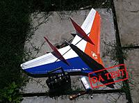 Name: 13329354_596225147221767_4926877924769761688_o.jpg Views: 122 Size: 268.4 KB Description: Just Tested, nice maiden flying (didn't record it, what a pity...)