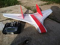 Name: 13933579_630334747144140_16001645_n.jpg Views: 88 Size: 159.5 KB Description: Built the symmetrical fuselage for more stable at high speed