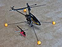 Name: X-350 with Scout 2594-1024.jpg Views: 65 Size: 289.6 KB Description: