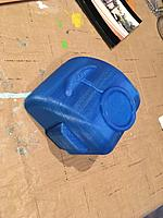 Name: IMG_5904.jpg Views: 22 Size: 3.32 MB Description: Cowl printed then filled with expandable foam for rigidity.