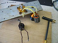 Name: IMG_7407.jpg Views: 144 Size: 204.7 KB Description: The Freewing stator came loose with very little effort.