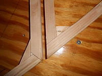 """Name: DSCN3401.jpg Views: 237 Size: 201.5 KB Description: These joints get a 1/16"""" plywood gusset epoxied in place, after the inspection."""