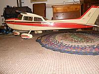 Name: 931.jpg Views: 96 Size: 1.05 MB Description: 1/4 scale paint scheme...Unknown manufacturer all fiberglass fuselage.