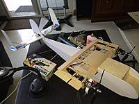 Name: Fuselaje, ala central y motores.jpg Views: 186 Size: 631.8 KB Description: