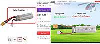Name: fake k130 battery.jpg Views: 31 Size: 200.1 KB Description: