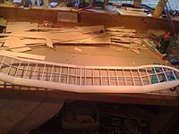 Name: photo (35).jpg Views: 137 Size: 177.9 KB Description: Wing joined and ready for sanding.