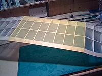 Name: photo (42).jpg Views: 257 Size: 158.5 KB Description: first panel covered in light weight Esaki Tissue.