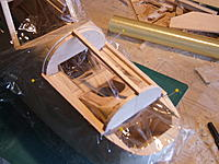Name: falcon 035.jpg Views: 84 Size: 185.7 KB Description: Cowl formers and first planks in place
