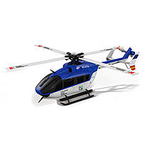 Name: XK K124.jpg Views: 7 Size: 95.9 KB Description: XK K124 is come with 4 mian blades,and main brushless motor,also compatible with FUTABA S-FHSS.