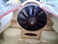 Name: 0105001316.jpg Views: 135 Size: 52.4 KB Description: You should be able to see the bottom of the fan in the oval lighting hole in the bottom