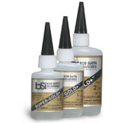 Name: supergold+.jpg Views: 3965 Size: 12.4 KB Description: odorless CA made by Bob Smith Industries, Thick/Gap Filling
