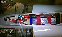 Name: IMAG3167.jpg Views: 127 Size: 180.1 KB Description: Originally config of the lines. You can also see the location of the retract servo and valve once installed on the plane.
