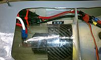 Name: IMAG3155.jpg Views: 181 Size: 150.7 KB Description: ESC mounted inside the place on the side, right behind the scoop